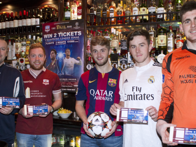 Players Dail Bar Champions League