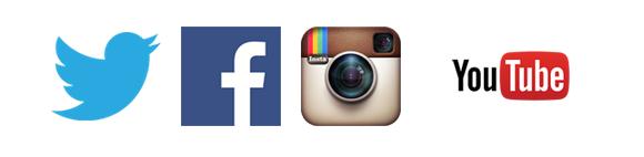 social-media links
