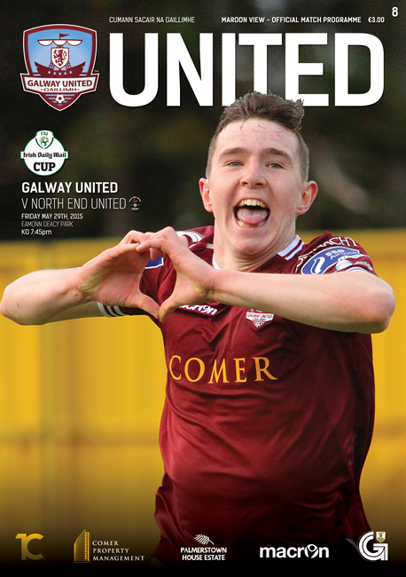 Galway_v_North_End_Match_Programme_Cover