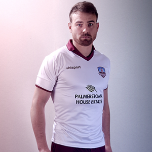 Galway United 2016 away kit vinny faherty