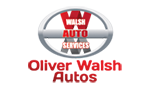 Oliver Walsh Autos logo