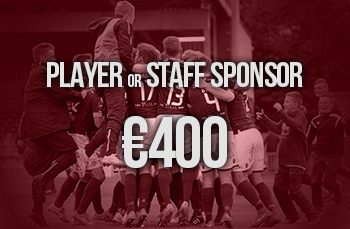 player or staff sponsor