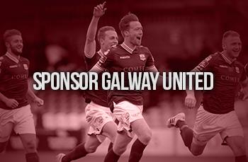 sponsor galway united