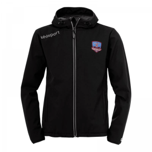 Galway United - ESSENTIAL-Softshell-Jacket---Black