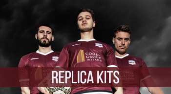 2017 Galway United kits