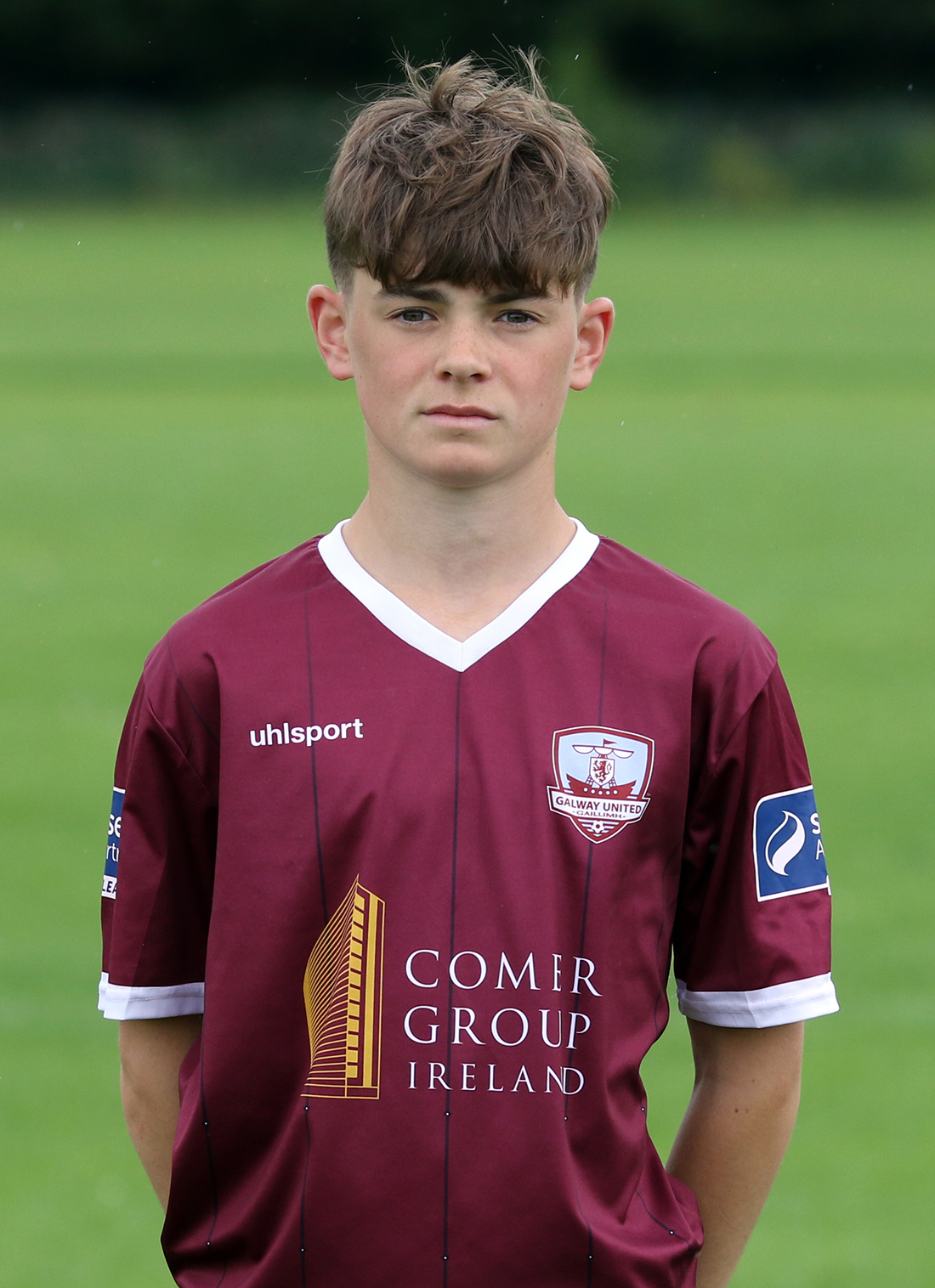 Galway United Devlin Begins Assembling Under 15 Squad