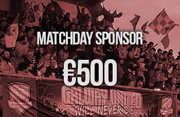 matchday sponsor