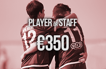 player or staff sponsor